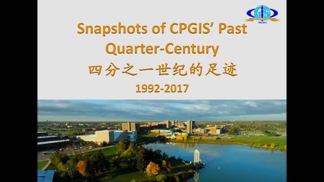 CPGIS 25 Years